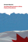 You Must Work Harder to Write Poetry of Excellence: Crafts Discourse and the Common Reader in Canadian Poetry Book Reviews Cover Image