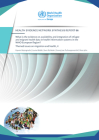 What Is the Evidence on Availability and Integration of Refugee and Migrant Health Data in Health Information Systems in the Who European Region? (Health Evidence Network Synthesis Report #66) Cover Image