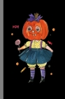 Vintage Kid Halloween: Spooky Party Scary Hallows Eve All Saint's Day Celebration Gift For Celebrant And Trick Or Treat (6