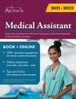 Medical Assistant Study Guide: Exam Prep Book with Practice Test Questions for the RMA (Registered) & CMA (Certified) Examinations Cover Image