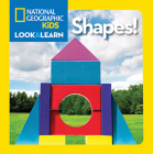 National Geographic Little Kids Look and Learn: Shapes Cover Image