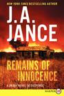 Remains of Innocence: A Brady Novel of Suspense Cover Image