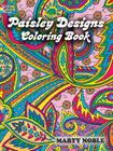 Paisley Designs Coloring Book (Dover Coloring Books) Cover Image