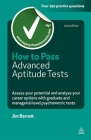 How to Pass Advanced Aptitude Tests (Testing) Cover Image