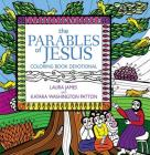The Parables of Jesus Coloring Book Devotional Cover Image