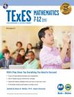 TExES Mathematics 7-12 (235) Book + Online (Texes Teacher Certification Test Prep) Cover Image