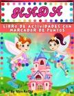 Libro De Actividades Con Marcadores De Puntos HADA: Increíble libro para colorear de hadas, actividades de marcadores de puntos/Libro para colorear pe Cover Image