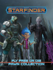 Starfinder Pawns: Fly Free or Die Pawn Collection Cover Image