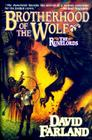 Brotherhood of the Wolf: Volume Two of 'The Runelords' Cover Image