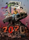 Gorillaz Almanac Cover Image
