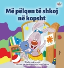 I Love to Go to Daycare (Albanian Children's Book) Cover Image