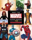 Meet The Marvel Super Heroes: Includes a Poster of Your Favorite Super Heroes! Cover Image
