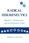 Radical Hermeneutics (Studies in Phenomenology and Existential Philosophy) Cover Image