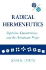Radical Hermeneutics (Studies in Phenomenology and Existential Philosophy) Cover Image