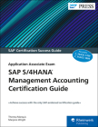 SAP S/4hana Management Accounting Certification Guide: Application Associate Exam Cover Image