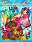 Sherri Baldy My Besties Under The Sea Flower Town Coloring Book Cover Image