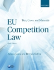 Eu Competition Law: Text, Cases, and Materials Cover Image