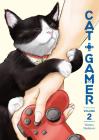 Cat + Gamer Volume 2 Cover Image