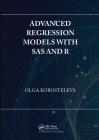 Advanced Regression Models with SAS and R Cover Image