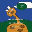 Bib iteqqs as uzedjif - Bib bumps its head: S tmaziɣt & English Cover Image