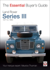 Land Rover Series III: 1971 to 1985 (Essential Buyer's Guide) Cover Image