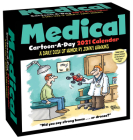 Medical Cartoon-A-Day 2021 Calendar: A Daily Dose of Humor Cover Image