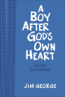A Boy After God's Own Heart Action Devotional Deluxe Edition Cover Image