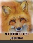 My Bucket List Journal: Living the Dream Cover Image