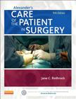 Alexander's Care of the Patient in Surgery Cover Image