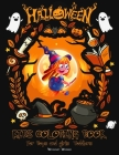 Halloween Kids Coloring Book for Boys and Girls Toddlers: Happy Funny Designs Including Pumpkins, witches, ghosts, trick or treaters, owls, bats, and Cover Image