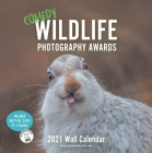 Comedy Wildlife 2021 Wall Calendar: (Funny Animal Monthly Calendar, Calendar with Photographs of Wild Animals Doing Funny Things) Cover Image
