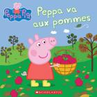 Peppa Pig: Peppa Va Aux Pommes Cover Image
