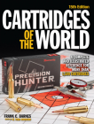 Cartridges of the World: A Complete and Illustrated Reference for Over 1500 Cartridges Cover Image