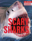 Scary Sharks Cover Image