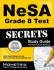 NeSA Grade 8 Test Secrets, Study Guide: NeSA Exam Review for the Nebraska State Accountability Test Cover Image