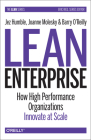 Lean Enterprise: How High Performance Organizations Innovate at Scale (Lean (O'Reilly)) Cover Image