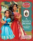 Disney Elena of Avalor: A Sister's Promise: Storybook & Necklace Cover Image