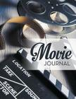 Movie Journal Cover Image