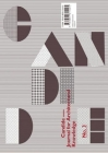 Candide: Journal for Architectural Knowledge, No 3 Cover Image