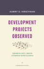 Development Projects Observed (Brookings Classic) Cover Image