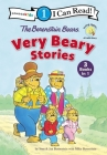 The Berenstain Bears Very Beary Stories: 3 Books in 1 Cover Image