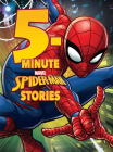 5-Minute Spider-Man Stories Cover Image