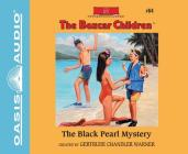 The Black Pearl Mystery (Library Edition) (The Boxcar Children Mysteries #64) Cover Image