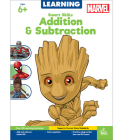 Smart Skills Addition & Subtraction, Ages 6 - 9 Cover Image