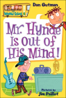 Mr. Hynde Is Out of His Mind! (My Weird School #6) Cover Image