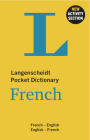Langenscheidt Pocket Dictionary French: French-English/English-French (Langenscheidt Pocket Dictionaries) Cover Image
