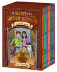 The Secret of the Hidden Scrolls: The Complete Series Cover Image