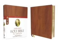 Amplified Holy Bible, XL Edition, Leathersoft, Brown Cover Image