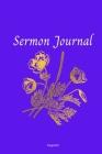 Women`s Sermon Journal Cover Image