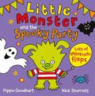Little Monster and the Spooky Party Cover Image